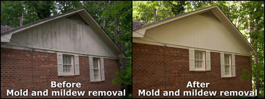 House Washing Augusta - Exterior House Wash GA